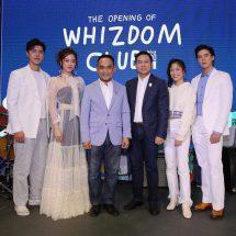 เปิดตัว Whizdom Club (วิสซ์ดอม คลับ) อินสไปเรชั่น ฮับ พื้นที่แห่งการเรียนรู้และแบ่งปันของคนรุ่นหม่