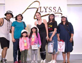 """เหล่าคนดังร่วมเผยเคล็ดลับความงาม ผิวสวย สุขภาพดี                                                                     ในงาน """"Alyssa Fit Fun Face หน้าเป๊ะ หุ่นปัง สุขภาพดี๊ดีย์"""""""